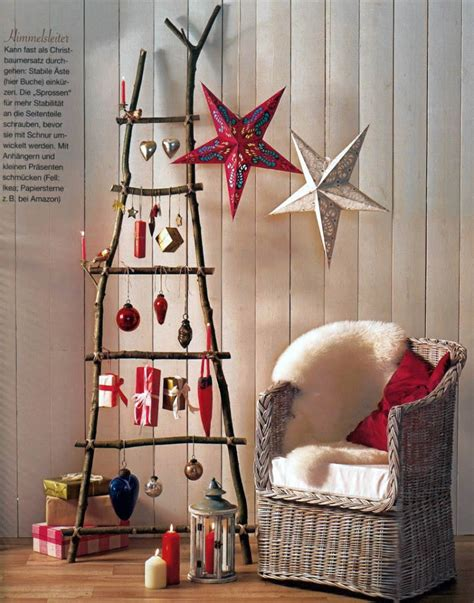 creative  unusual diy christmas tree ideas beautyharmonylife