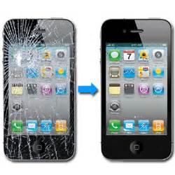 Broken Screen Repair Cell Phone