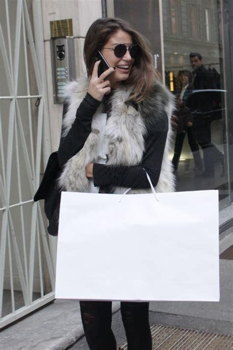 [FOTO] Francesca Fioretti shopping - Velvet Gossip ...