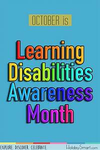 learning disability awareness month smart
