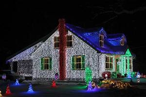 Christmas, House, Lights, Get, Best, Tips, To, Decorate
