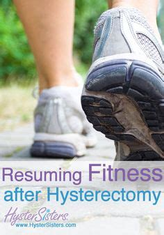 post op hysterectomy abdominal fitness articles