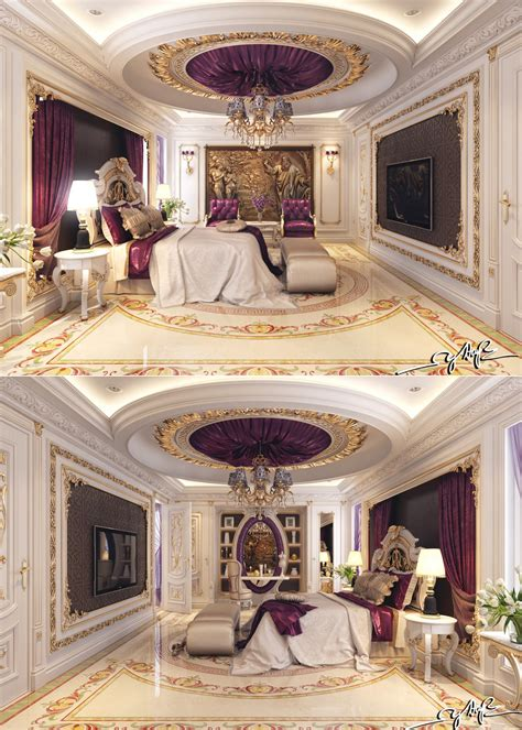 8 Luxury Bedrooms In Detail by Home Designing Via 8 Luxury Bedrooms In Detail