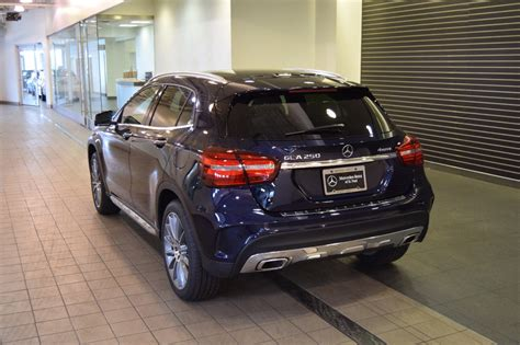 With quite long gearing, it also helps endow the gla 250 4matic with a reasonable, if not outstanding, combined fuel economy figure of 40.9mpg. New 2018 Mercedes-Benz GLA GLA 250 4MATIC® SUV SUV in Maplewood #8N10264 | Mercedes-Benz of St. Paul