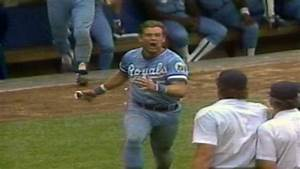34 Years Ago Today The Iconic George Brett Pine Tar