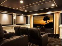 home theater design ideas 24 Inspiring Home Theater Design : Best Collection From Cedia | Home Design And Interior