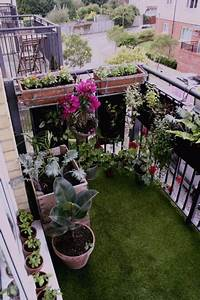 Cozy, Small, Balcony, Designs, And, Bright, Summer, Decorating, Ideas