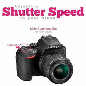 Shutter Speed For Beginners  7 Days To Mastering Manual