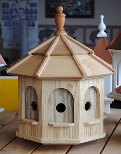 outdoor bird houses with photo image