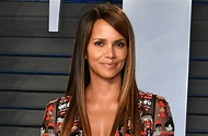 Halle Berry's workout requires *just* a gallon jug | Well+Good