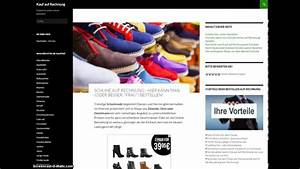 Auf Rechnung Bestellen Schuhe : wo schuhe auf rechnung online kaufen bestellen ~ Themetempest.com Abrechnung
