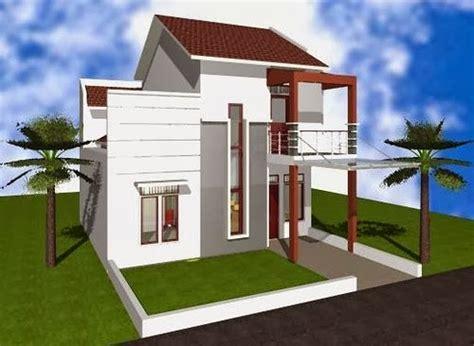 bentuk rumah sederhana ukuran  terbaru