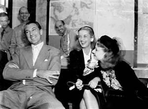 File:Gary Cooper Phyllis Brooks Una Merkel, Brisbane 1943 ...