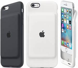 Coque Pour Iphone 6 : apple commercialise une coque avec batterie pour les iphone 6 igeneration ~ Teatrodelosmanantiales.com Idées de Décoration