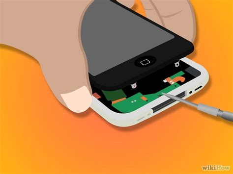 how to open an iphone 5 how to open an iphone 10 steps with pictures wikihow
