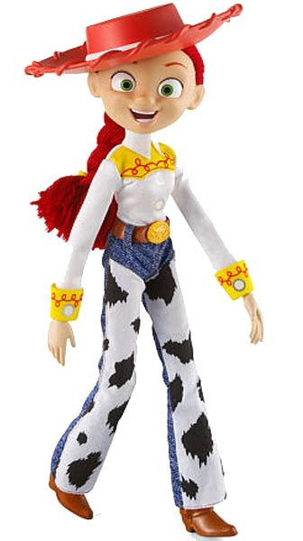 toy story jessie toy transparent image