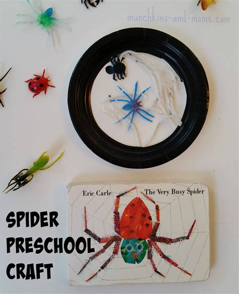 preschool spider art toddler and preschool spider craft munchkins and 298