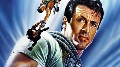Stallone Sylvester Cliffhanger Movies Wallpapers Rooker Michael