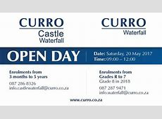 Open Day at Curro Waterfall Independent School, Midrand