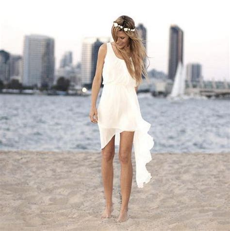 Flowy Wedding Dresses Beach Wedding Designs Ideas