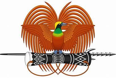 Papua Guinea National Emblem Svg Wikipedia Wiki