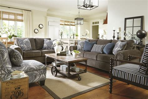 Living Room Furniture Layout Guide & Plan Ideas  Ashley