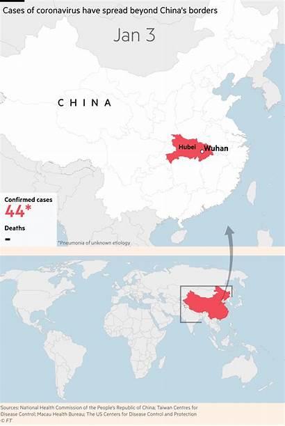 Coronavirus Spread China Virus Wuhan Deaths Lockdown