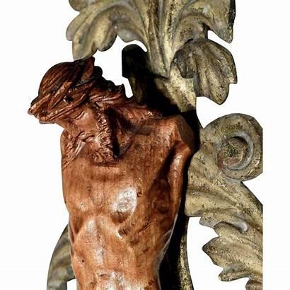 Hand Jesus Fragment Carving
