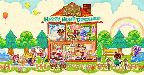 Animal Crossing Happy Home Designer Wallpaper - animal crossing happy home designer for nintendo 3ds