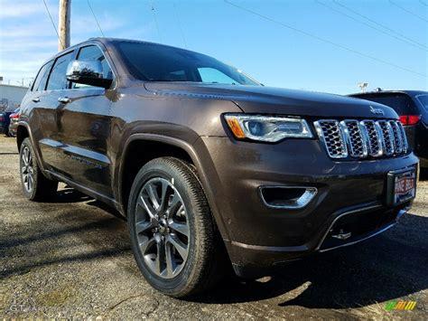 jeep grand cherokee brown walnut brown metallic 2017 jeep grand cherokee overland
