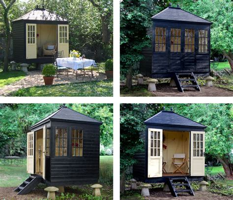 garden summer house designs plans