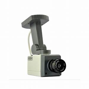Caméra De Sécurité : cam ra factice led cam ra factice motoris d tecteur de ~ Melissatoandfro.com Idées de Décoration