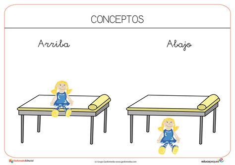 Para árbol abc el aprendizaje. Conceptos básicos en educación infantil. Fichas para ...