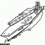 Carrier Aircraft Coloring Pages Navy Nimitz Class Drawing Ship Uss Cvn Ww2 Battleship Template Jet Getcolorings Printable Sketch Coloringsky Getdrawings sketch template