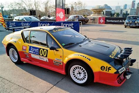 renault alpine a310 rally ra renault alpine a310 gr 5 v6 calberson rally car