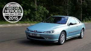 Used Car Heroes  Under  U00a31 000 - Peugeot 406 Coupe