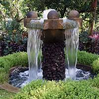 backyard water fountains Keep Outdoor Fountains Clean and Clear with Hydrogen Peroxide
