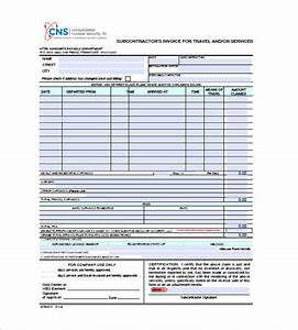 travel invoice template 12 free sample example format With travel agency invoice sample