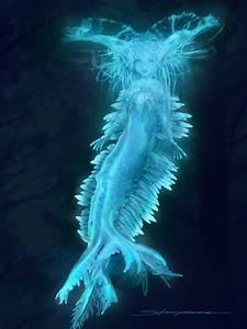 // Blue water sprite   I ♥ Fairies   Pinterest ...
