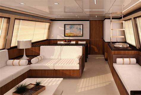 Yacht Innen by Ghi Yachts Express X80 Luxusyacht Kaufen Vom Hersteller