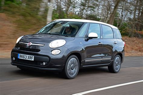Review Fiat 500l by Fiat 500 L Mpw Review Auto Express