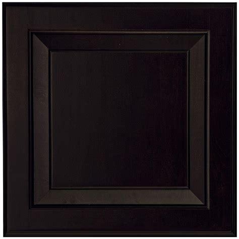 black cabinet with doors american woodmark 14 1 2x14 9 16 in cabinet door sle