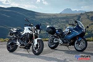 Updated Bmw F 800 R And F 800 Gt Receive Rbw