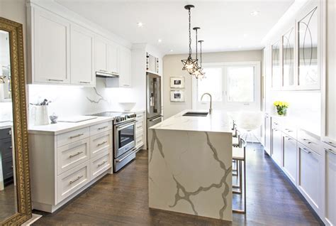 Cool Kitchens Ideas - 25 modern white kitchens packed with personality