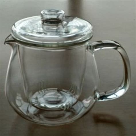 Pitcher Set Teko Kaca Gelas jual suji pitcher glass teko gelas kaca daobei tea teh