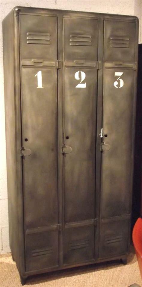 Spind Metall Vintage by Best 25 Vintage Lockers Ideas On Locker