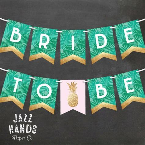 25 best ideas about bridal shower banners on