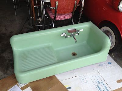 the whole kitchen sink jadeite green farmhouse sink this is to die for id 6090