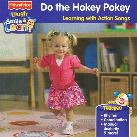 hokey pokey learning  action songs