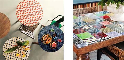 consejos  disenar tu propia mesa mosaico